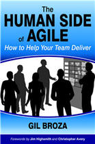 The Human Side of Agile by Gil Broza